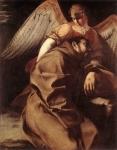 São Francisco Amparado por um Anjo