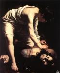 David e a Cabeça de Golias