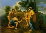 Os Pastores de Arcádia