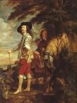 Carlos I da Inglaterra na Caçada