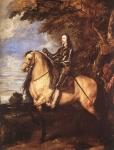 Carlos I a Cavalo