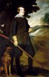 Rei Felipe IV como Caçador