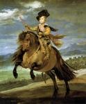 Príncipe Baltasar Carlos a Cavalo