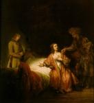 José Acusado pela Mulher de Putifar