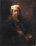 Retrato do Artista no seu Cavalete