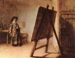 O Artista em seu Estúdio