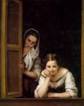 Duas Mulheres na Janela