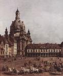 Dresden, Vista da Margem Direita do Elba