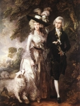 Mr. and Mrs. William Hallett -   Caminhada Matinal
