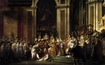 A Consagração do Imperador Napoleão I e a Coroação da Imperatriz Josefina