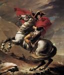 Napoleão Cruzando os Alpes