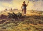 Uma Pastora e seu Rebanho