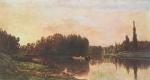 Confluência do Sena com o Rio Oise