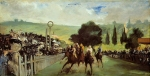 Corrida de Cavalo em Longchamps