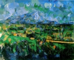 Monte Santa Vitória visto de Lauves