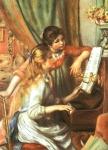 Duas Meninas ao Piano