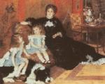 Madame Charpentier e suas Filhas
