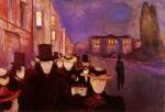 Noite na Rua Karl Johan