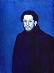 Auto-Retrato no Período Azul