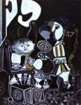 Paloma e Claude, Filhos de Picasso