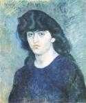 Retrato de Suzanne Bloch
