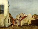Casas em Montmartre