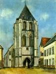 Igreja na Provence