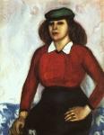 Retrato da Irmã do Artista