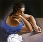 Figura em uma Mesa (Retrato de Minha Irmã)