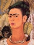 Auto-Retrato com Macaco