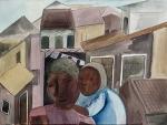 Mãe Negra entre Casas
