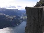 Preikestolen (rochedo) e Lysefjord (01)