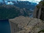 Preikestolen (rochedo) e Lysefjord (02)
