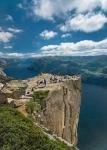 Preikestolen (rochedo) e Lysefjord (03)