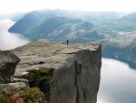 Preikestolen (rochedo) e Lysefjord (04)