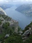 Preikestolen (rochedo) e Lysefjord (06)