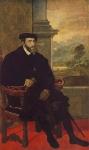 Retrato de Carlos V Sentado