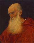 Retrato de um Velho - Pietro Cardinal Bembo